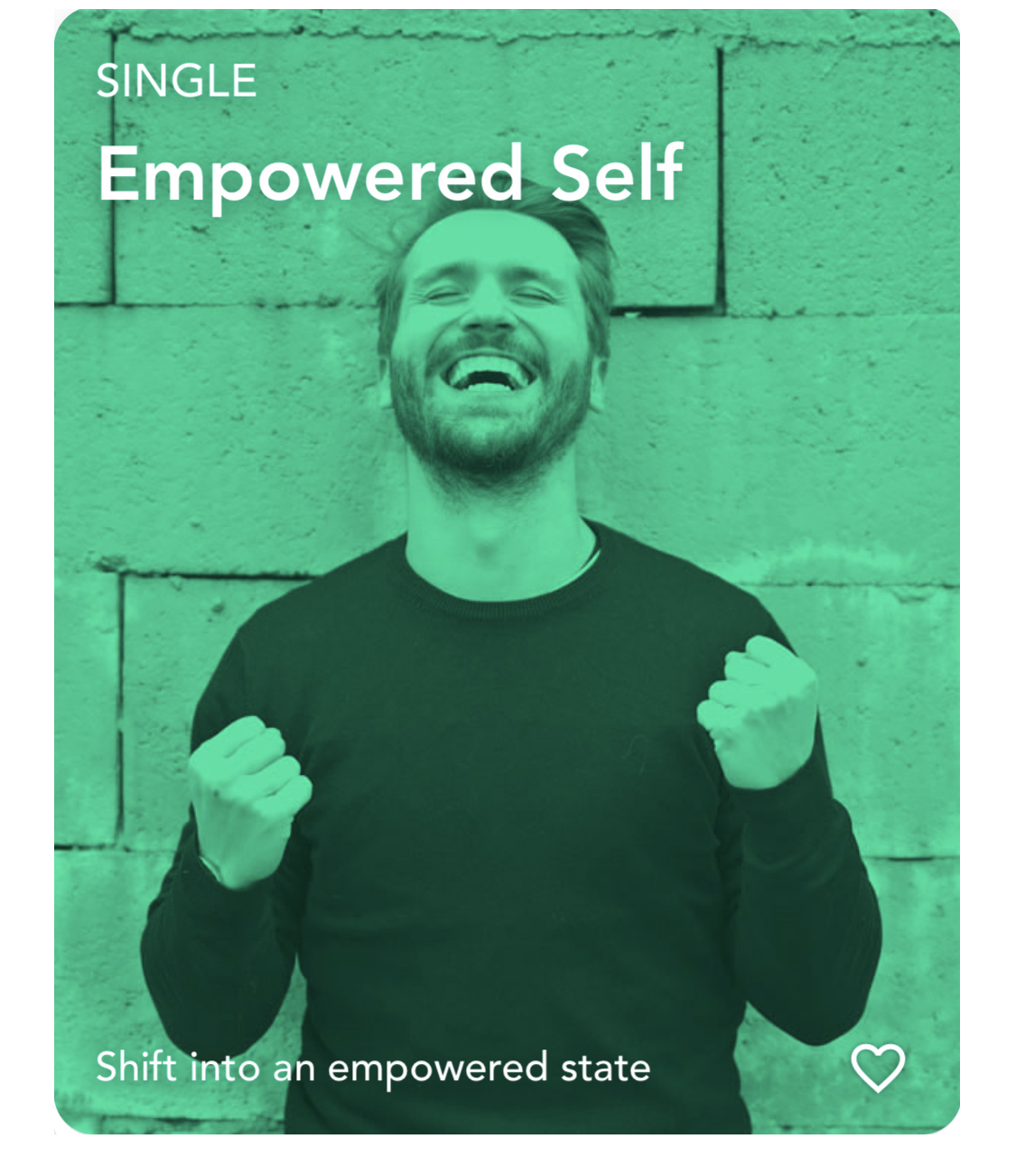 Empowered Self Visualization