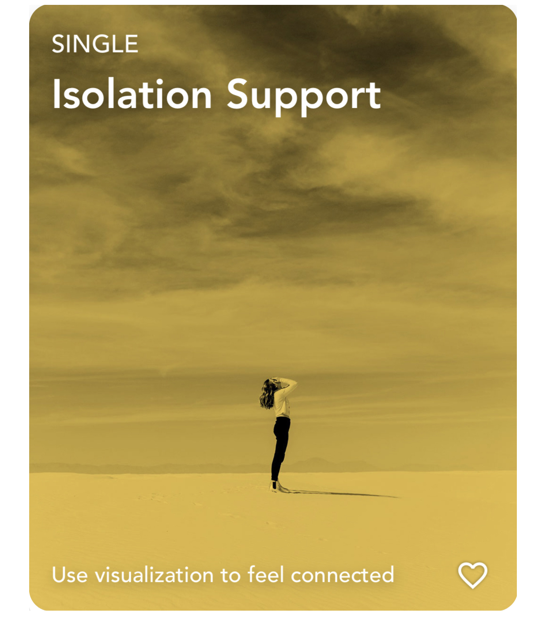 Isolation Support Visualization