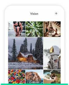 Vision Board Example Image 1