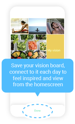 How to make a vision board step 05